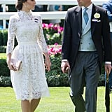 Royal Ascot Kate and William