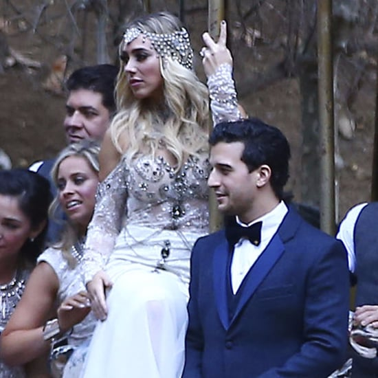 Mark Ballas and BC Jean Wedding Pictures 2016