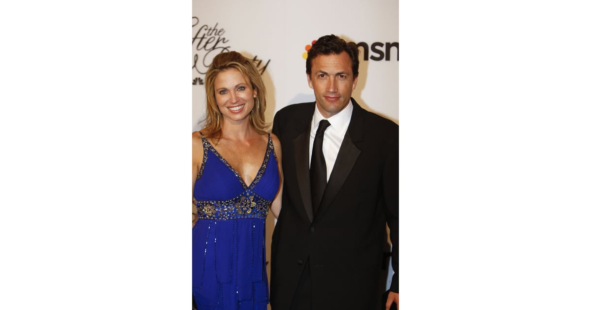 amy robach and andrew shue annual white house