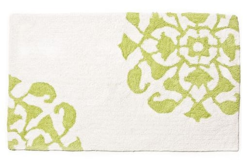 Steal of the Day: Anthropologie Crystalline Bathmat
