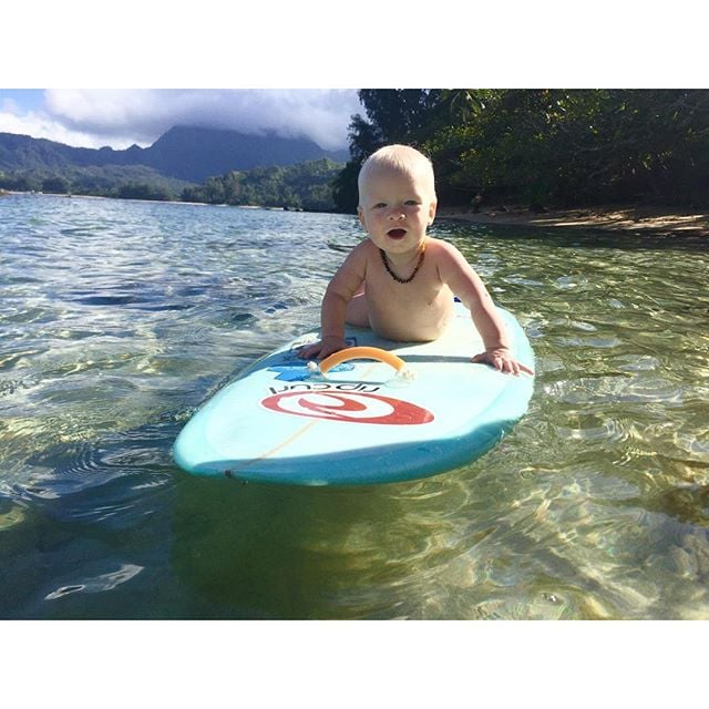 Bethany Hamilton Family Pictures on Instagram