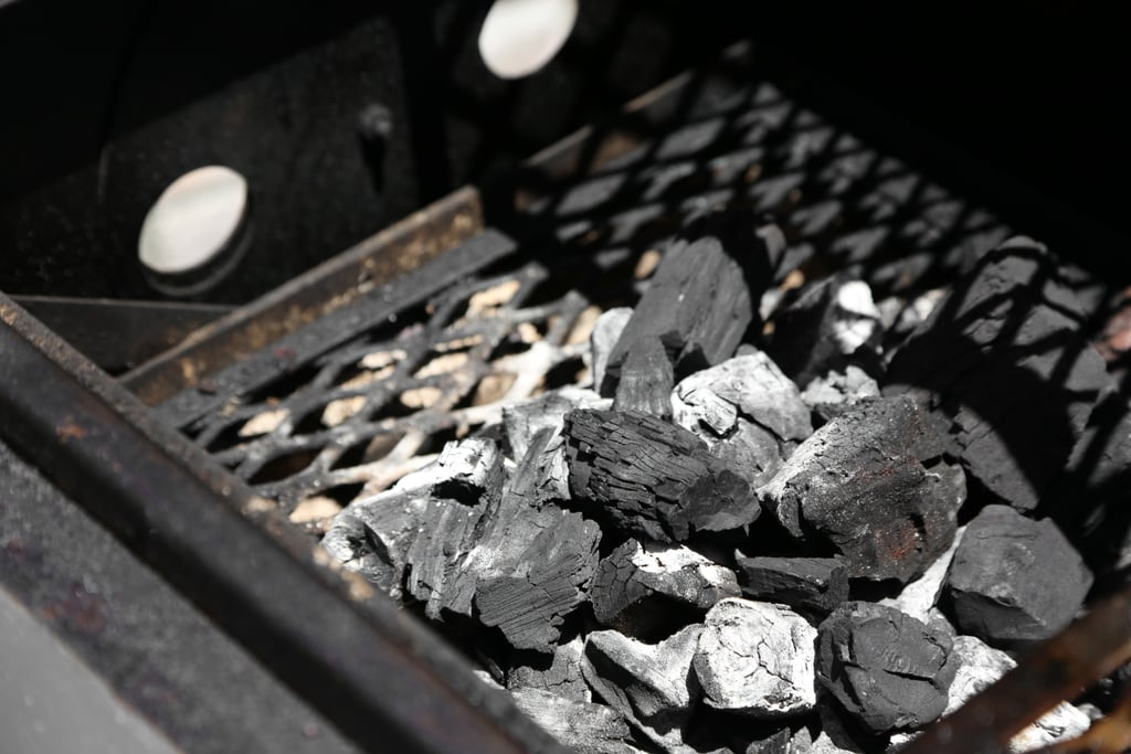 Prep the Charcoal