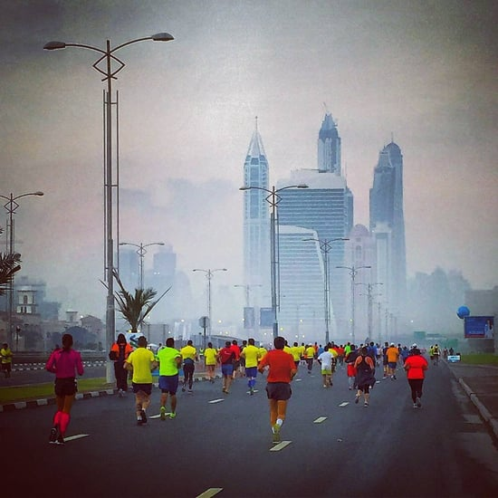 Photos from The 2016 Dubai Marathon