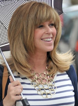GMTV Presenter Kate Garraway Welcomes New Son William Garraway Draper!