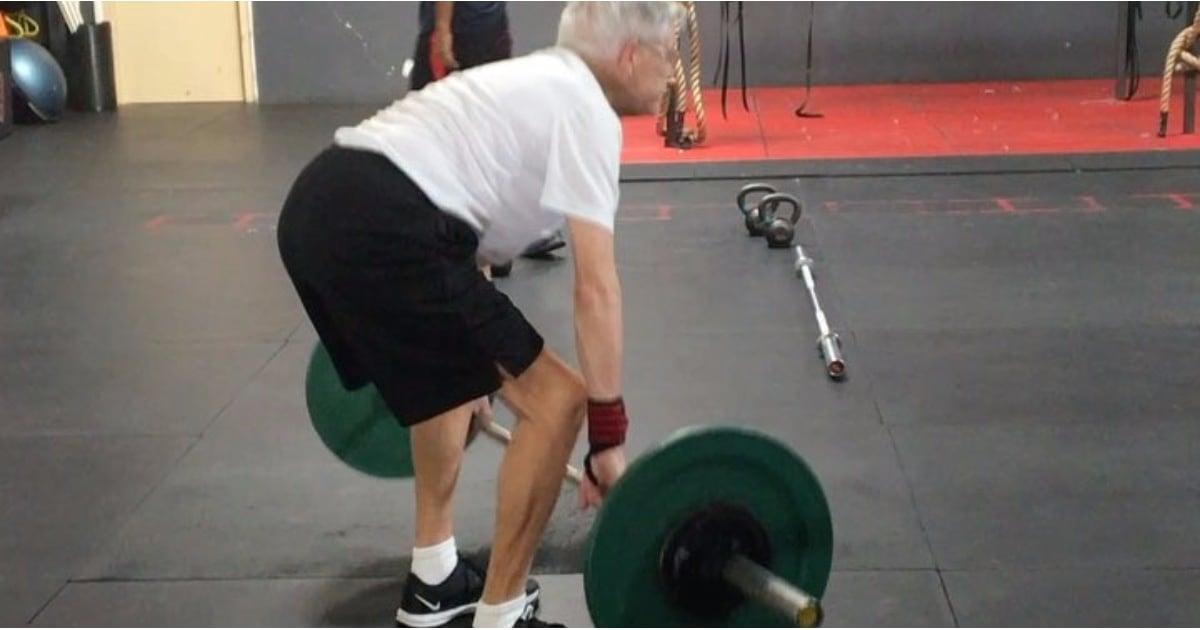 Palm Desert Auto >> 78-Year-Old Man Doing CrossFit | POPSUGAR Fitness