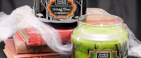 You'll Scream (With Joy) When You See Yankee Candle's Halloween Collection
