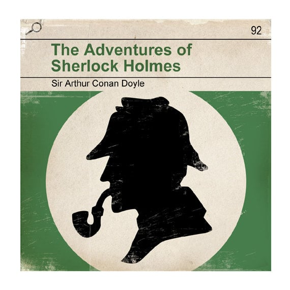 Sherlock Holmes Book Cover Art : Book cover posters popsugar love sex