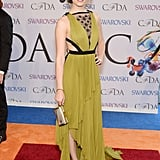 Emmy Rossum at the 2014 CFDA Awards