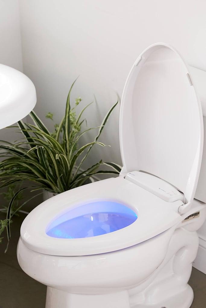 Brondell LumaWarm Heated Nightlight Toilet Seat