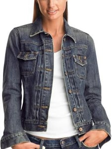 Wardrobe Staple - The Little Denim Jacket