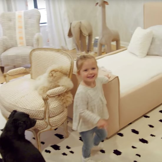 Nate Berkus and Jeremiah Brent's Daughter's Rooms