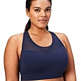 Core 10 The Warrior Mesh Plus Size Sports Bra