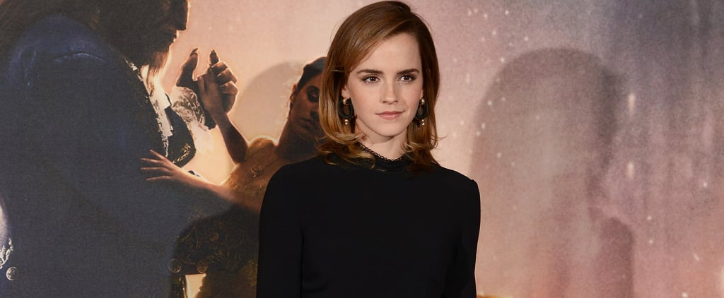 Emma Watson's Crisscross Crop Top Is Sexy but Also Sustainable