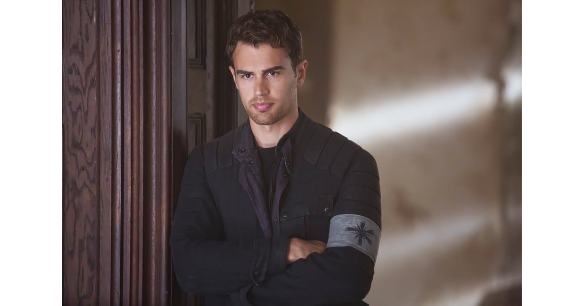 theo james pictures in allegiant popsugar entertainment photo 14. Black Bedroom Furniture Sets. Home Design Ideas