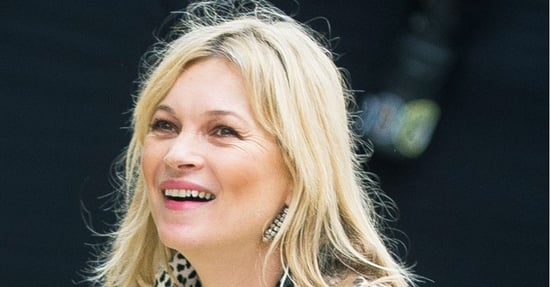 So Kate Moss Has a Good Singing Voice—Listen Here