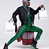 H&M x Kenzo Collaboration