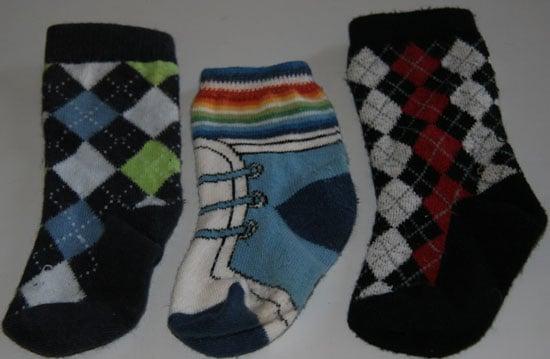 Socks and Baby Booties