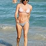Chloe Sevigny Shows Off Her Sexy Bikini Figure in Miami