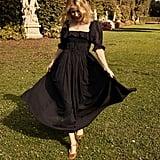 Dôen Sol Dress - Deep Ink
