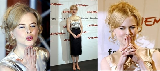 Nicole Kidman's Fur