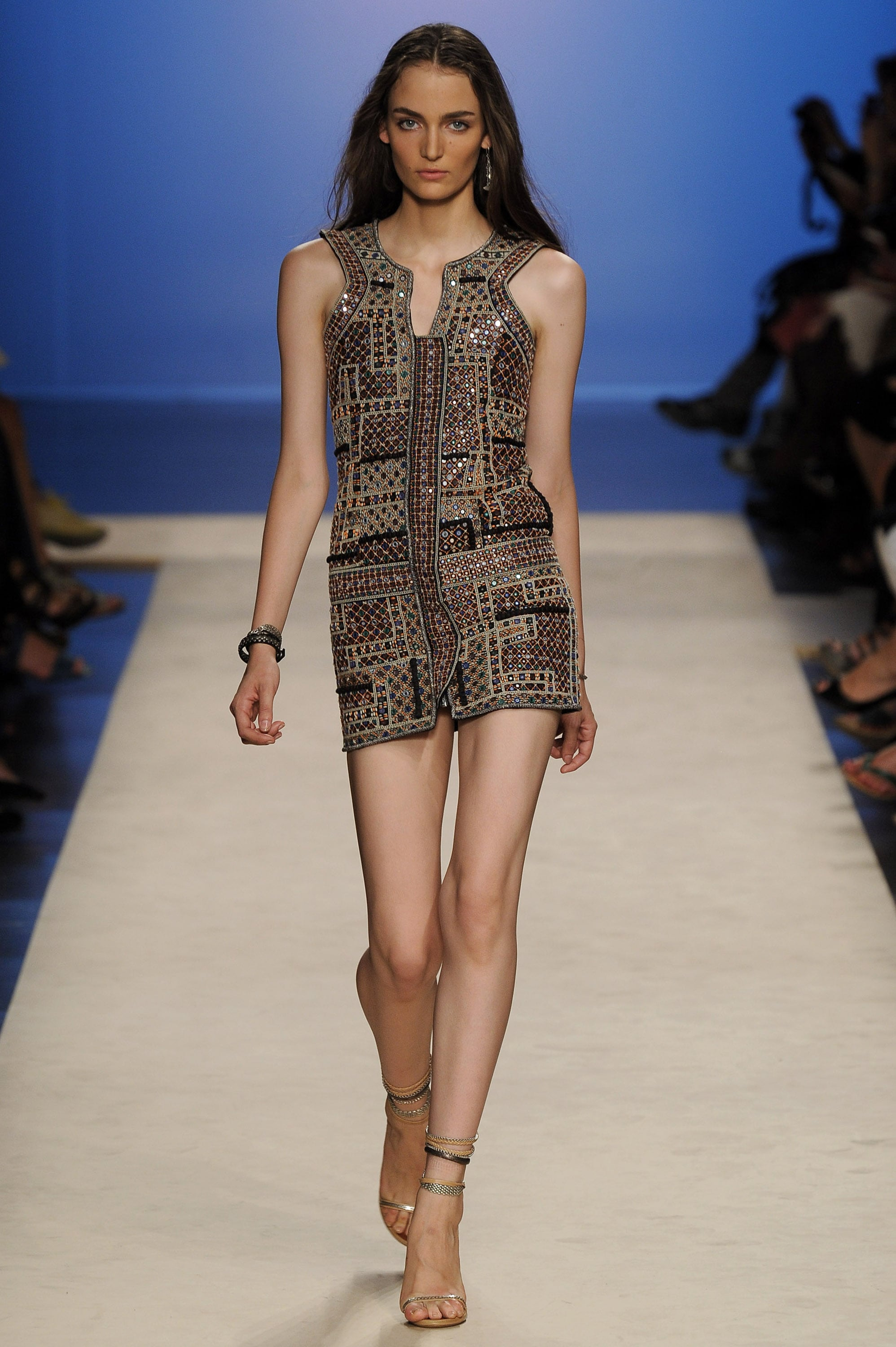 a9320d14388 Review and Pictures of Isabel Marant 2012 Spring Summer Paris ...