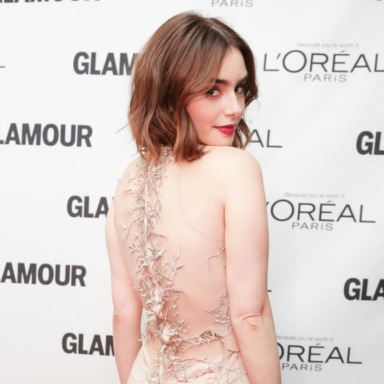 Lily Collins Style Lessons