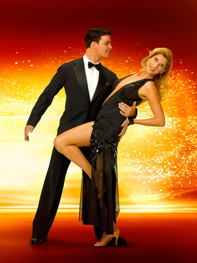 Monica Seles Olympians on Dancing With the Stars