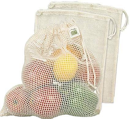 Ecobags Organic Net Produce Bag