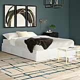 Massie Storage Platform Bed