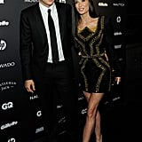 The picture of chic at GQ's The Gentlemen's Ball this year.