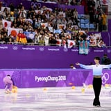 Yuzuru Hanyu Combines His Love of Figure Skating and Disney in the MOST Adorable Way