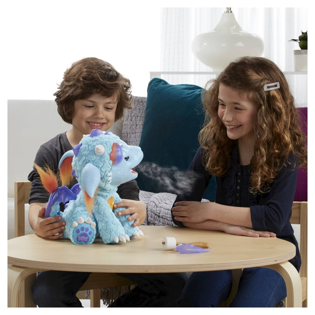 For 5-Year-Olds: FurReal Friends Torch, My Blazin' Dragon
