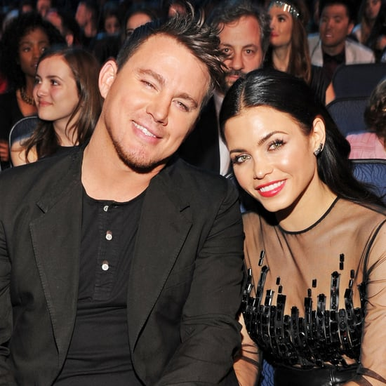 Channing Tatum at the MTV Movie Awards 2014