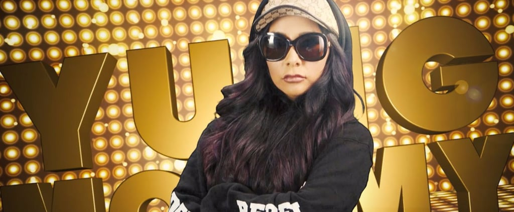 """Snooki's """"Yung Mommy"""" Rap Video"""