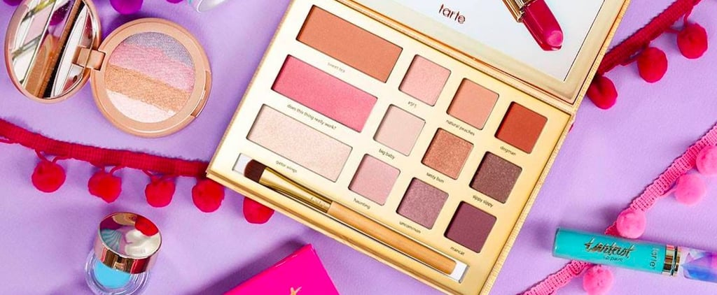 "The 8 Best Palettes From Tarte Will Have You Saying, ""When's My Paycheck Coming?"""