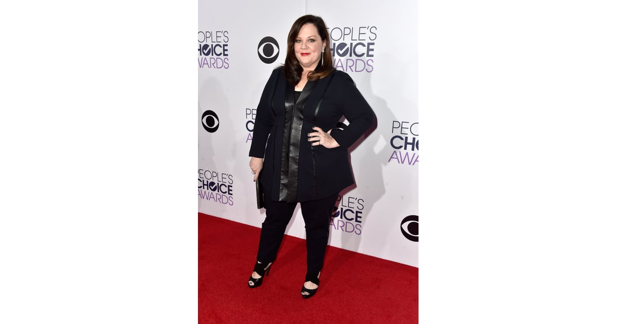 Melissa McCarthy | People's Choice Awards 2015 Red Carpet ...