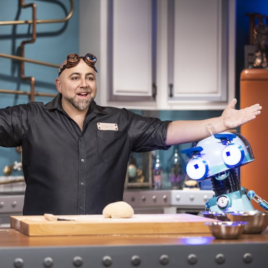 Duff Goldman on Why Families Will Love Happy Fun Bake Time