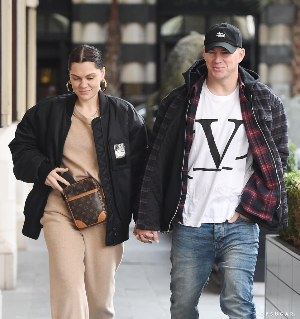 Jessie J and Channing Tatum seem to be getting more comfortable showing off their romance! On Thursday, the couple looked smitten when they stepped out for lunch and did some shopping together in London. Jessie and Channing exchanged loving looks and held hands as they strolled around town. The 38-year-old actor kept things casual in a cap and plaid hoodie, while the 30-year-old singer also did the same in a beige sweatsuit and black jacket.  News of Channing and Jessie's relationship first broke in October 2018, though the two had already reportedly been dating for a couple months by then. While they initially tried to keep their romance under the radar, it looks like things are getting pretty serious now. Not only does Jessie have Channing's ex-wife Jenna Dewan's approval, but she's apparently met his 5-year-old daughter, Everly. Love is definitely in the air for these two!      Related:                                                                                                           6 Fascinating Facts About Channing Tatum's New Girlfriend, Jessie J