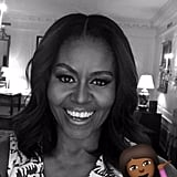 Michelle Obama on Snapchat: michelleobama