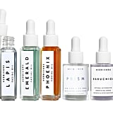 Herbivore Jewel Box Mini Facial Oil + Serum Set