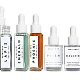 Herbivore Jewel Box Mini Facial Oil + Serum Set