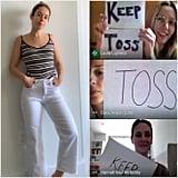 Cropped Mavi Jeans: Toss or Keep?
