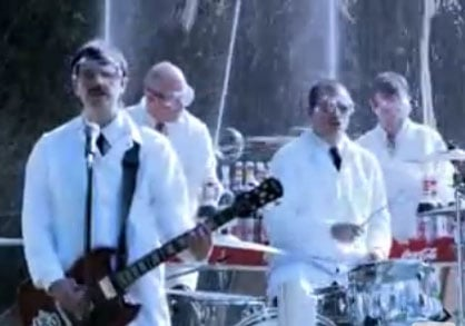 "The Grammy-Winning Music Video: Weezer's ""Pork and Beans"""