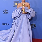 Lady Gaga Dress Golden Globes 2019