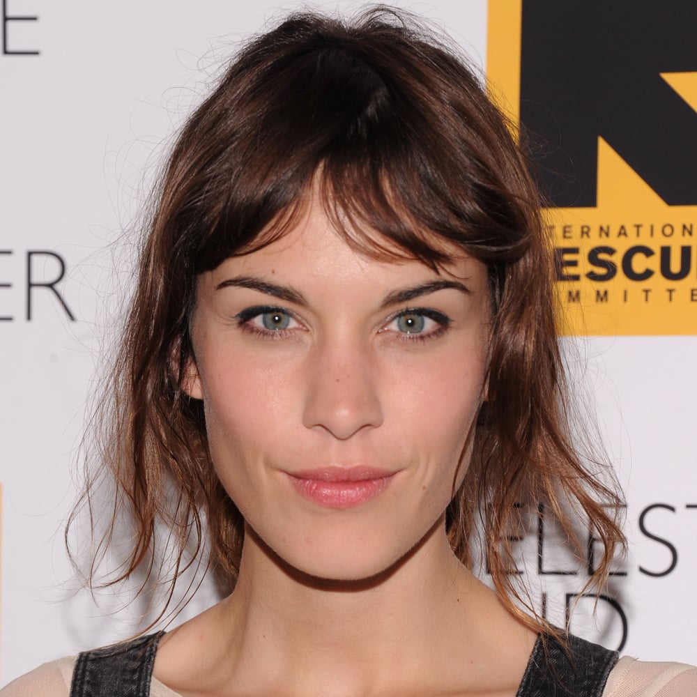 We can't be sure, but it looks like Alexa Chung is having a new brow moment. They looked sharper and actually changed her appearance at a film premiere in London this week — ah, the power of the brows! Something to invest in with your tax return perhaps?