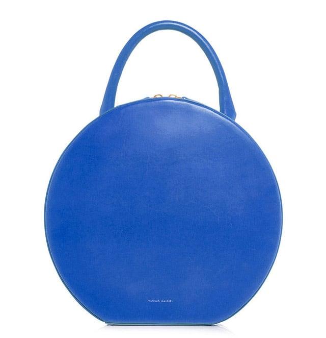 Mansur Gavriel Leather Circle Bag ($1,095)