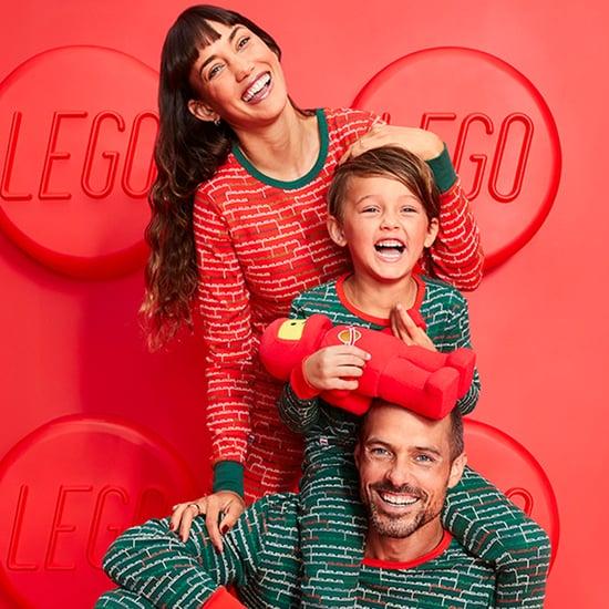 Target's Matching Family Lego Pajamas | 2021