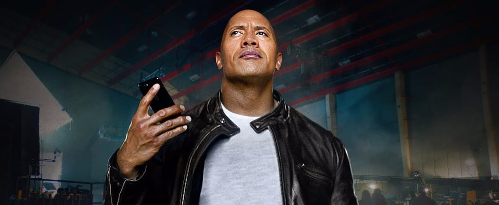 "The Rock Can Now Cross ""Make a Movie With Siri"" Off His Crazy-Long Career Bucket List"
