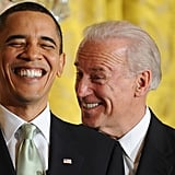 That Time Joe Made Barack Smile From Ear to Ear
