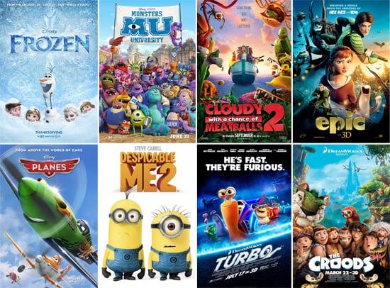 Neue Animierte Filme Liste